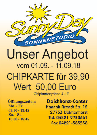 Angebot September 2018